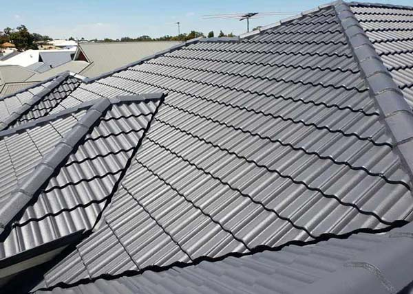 Roof restoration in Bunbury by Kenny's Roofing